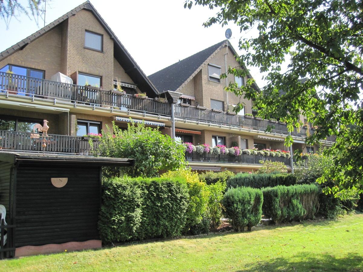 wunderschöne Maisonette-Wohnung mit Traumblick in Moers-Asberg ...