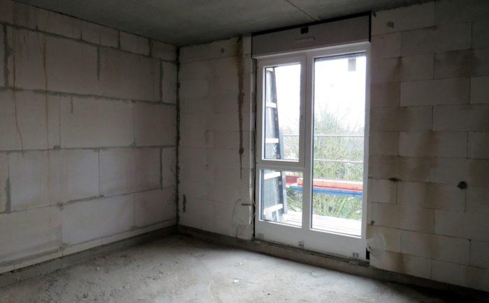 Schlafzimmer Wohnung 3.1 Marienhof