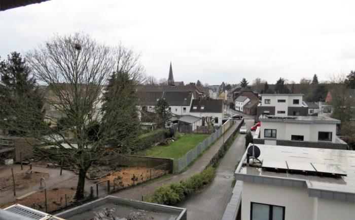 Ausblick Wohnung 3.1 Marienhof