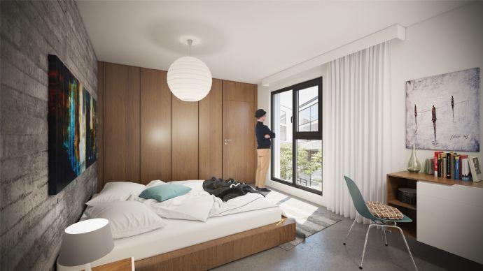 Wohnbeispiel Schlafzimmer Marienhof