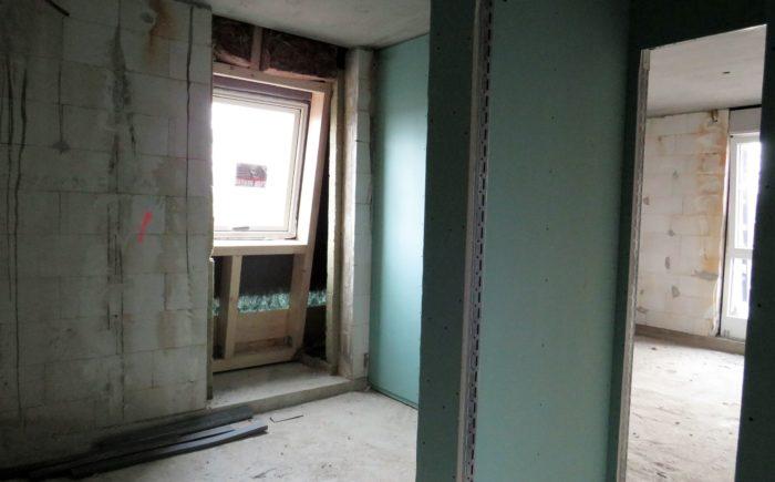 Großes Duschbad im Privatbereich Wohnung 3.1