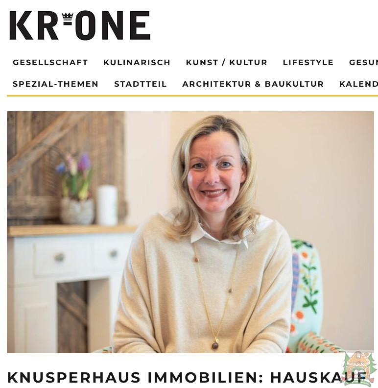 KR-ONE Knusperhaus Artikel Juni 2019 Cover