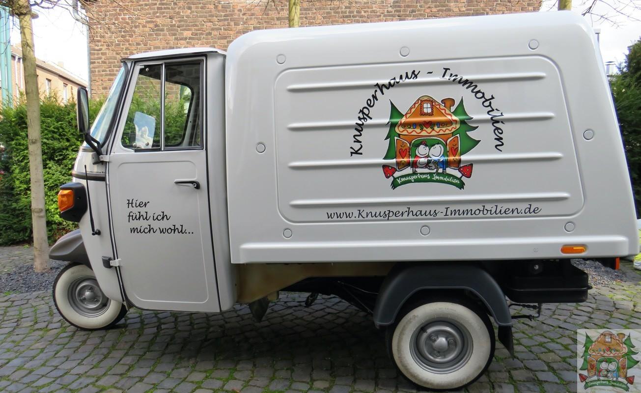 Mini Van Knusperhaus Immobilien
