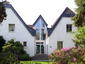 Aussenansicht Haus in Verberg