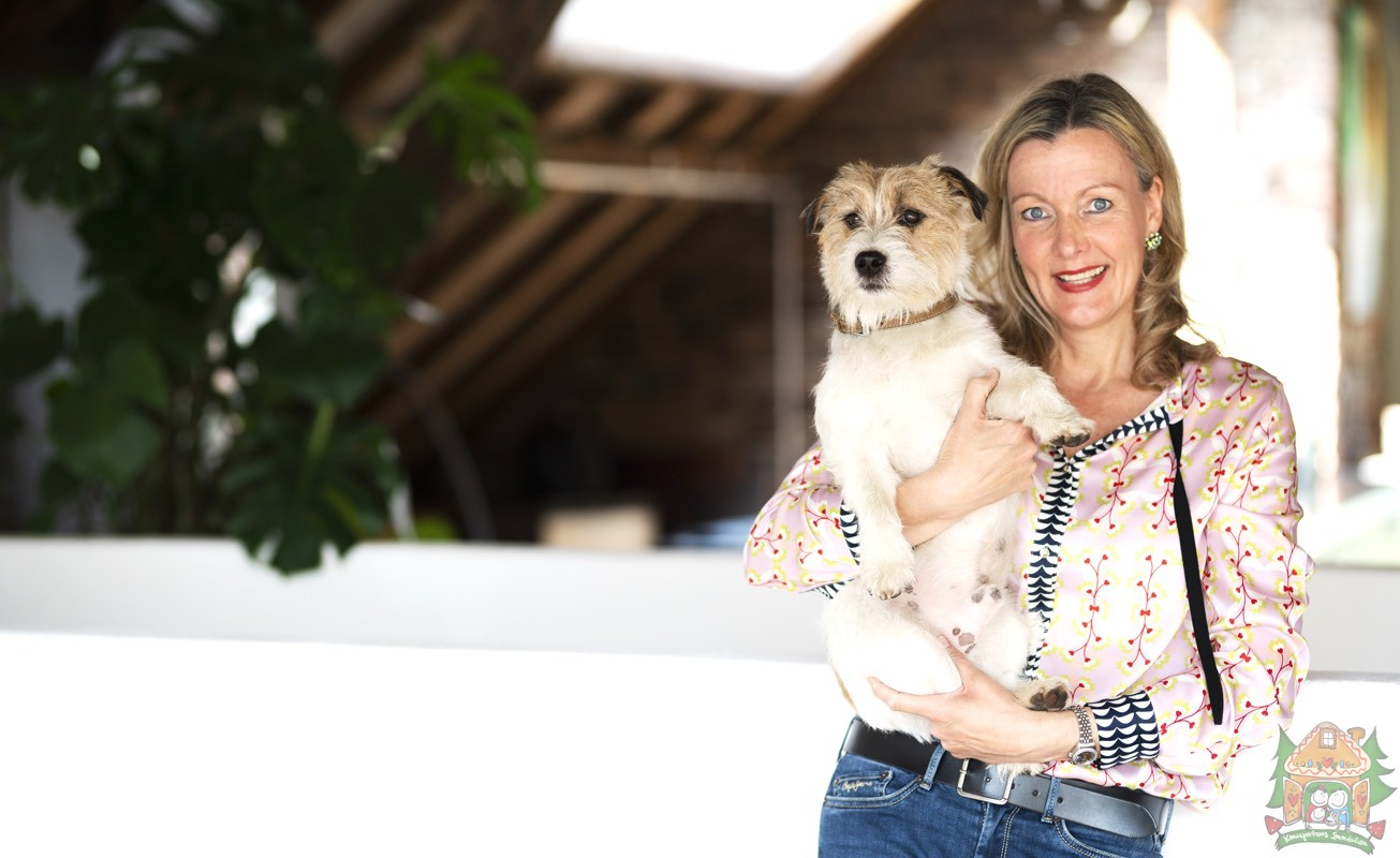 Silke und Charly von Knusperhaus Immobilien