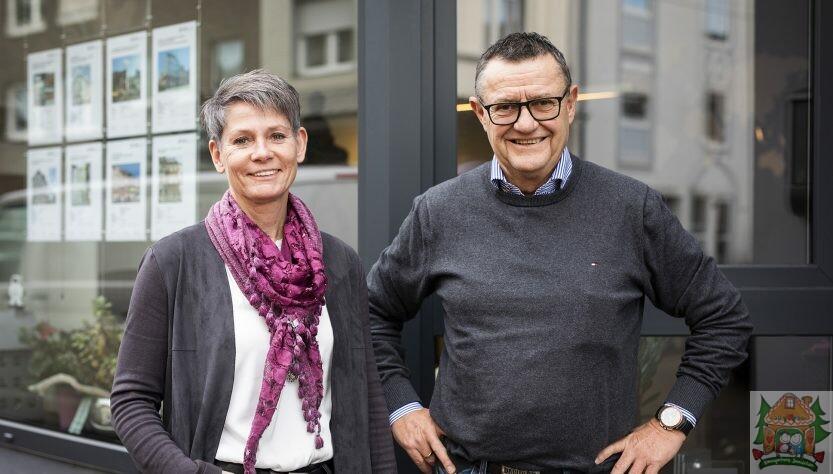 Sylvia Kohlen und Gerd Gehsmann - Crevelt Magazin Dezember 2020